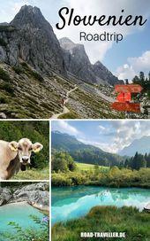 Slowenien: Roadtrip und wandern im Triglav Nationalpark