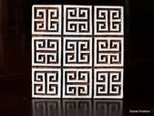 Hand Carved Indian Woodblock Stamp – Greek Inspired Pattern – SCA – Block Print …   – Soap Diy