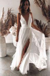 Modern Luxury Grace Loves Lace Wedding Dresses: La Bamba Collection – #Bamba #Co…