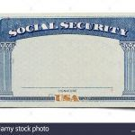 Fillable Social Security Card Template Blank Social Nurul Amal Regarding Social Security Card Template Psd 10 Social Security Card Card Template Templates