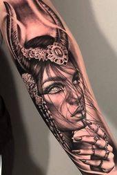 40 Inspiring Arm Tattoo for Women Ideas 12
