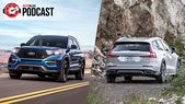Autoblog Podcast #613: Ford Explorer ST and Volvo V60 Cross Country