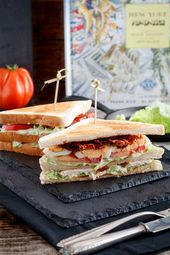 Photo of New York Club Sandwich – so easy and delicious