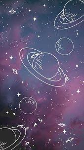 IPhone Hintergrundbild – Wallpaper Passagem Espacial von Gocase – Eis
