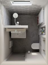 In recent years not only the style but only the #bathroom …  – Haus Dekoration