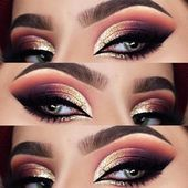 Check out many variations of cat eye makeup technique. This makeup is ultimately…