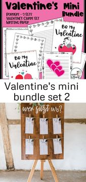 Valentinstag Mini-Bundle-Set 2   – Alle