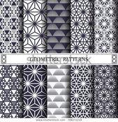 Suchen Sie nach Triangle Geometric Vector Patternp…