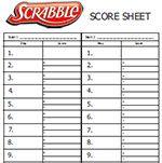 Scrabble Tools  Scrabble Dictionary Word Builder Score Sheets