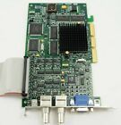 Matrox Orion AGP 912-0101 Card ORI-AGP//RGB//C 63039620422 with Adapter and Cable