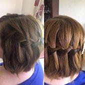 Tolle Hochsteckfrisuren für kurze Haare, um jede Gelegenheit zu nutzen, #jeder #große #Möglichkeit …   – hair updos trends