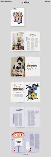Gràffica Magazine No. 10  – Diseño editorial