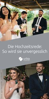 Die Hochzeitsrede: So wird sie unvergesslich