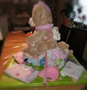 Windeltorte Mädchen 2/4 – von Melle besitzen – #sigenes # Mädchen #melle #von #W …   – babykleidungx@kreditscoreblog.com