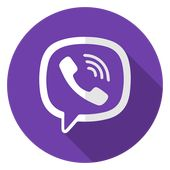 Viber Icon Logo Ad Affiliate Sponsored Logo Icon Viber Logo Material Design Background Cute App