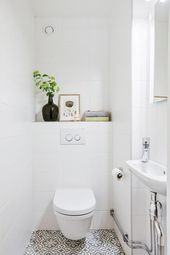 Photo of Simple and creative bathroom decoration – 30 ideas for the modern bathroom