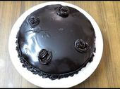 Photo of Renil's Kitchen: Easy Eggless Whole Wheat Chocolate Cake Rec…