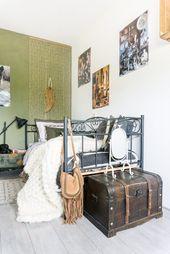 Binnenkijken: Het hele huis in dezelfde stoere stijl – Stek Magazine – INSPIRATIE Binnenkijken