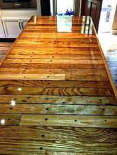 31 Beautiful Epoxy Table Top Ideas You'll Love to Realize 3 – Craft Home Ideas – Products I Love