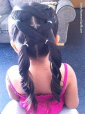 Simple Hairstyle for kids Best kids hairstyles Easy Kids Hairstyles Cute Hairsty…   – Hair
