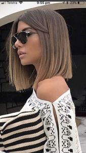 NEW HAIR - #hair #longbob #new