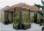 25 Modern and Unique Pergola Designs You'll Want to Copy 21