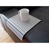 Wooden Couch Arm Tray Table 20 Colors As Grey Furniture For
