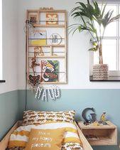 Scandinavian kids room  – child room