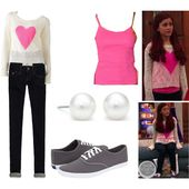 cat valentine outfit from the breakfast bunch – Google Search