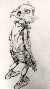 Fairies Of The Realms Part 3 The Brownie And The Boggart Drachen Skizze Zeichnungen Tiere Zeichnen