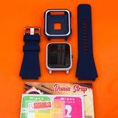 Strap By Fauzansauqi Duniastrap Jualstrapjamtangan Bip Stratos Smartwatchcollector Amazfitstratos Amazfi Smart Watch Pebble Watch Sedentary Reminder