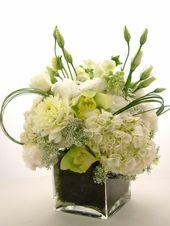 L' art floral moderne – jolis arrangements de fleurs fraîches – Archzine.fr