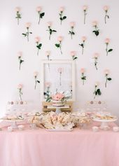 Pastel Kentucky Derby Inspired Birthday Party