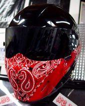 Ich musste einen doppelten Versuch mit diesem Helm machen … großartig!   – Skid lids