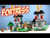 LEGO Minecraft Die Festung Herbst 2016 Set 21127 Adventure Build – YouTube   – Lego Minecraft