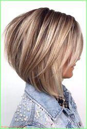 Damen Haarschnitt ideen – Inverted Layered Bob #bob #layeredhair ❤️Alle Gesichtsformen benöti…