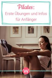 Pilates for beginners: First exercises and important information