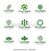 Collection Logo Templates Vector Abstract Shapes Stock Vector (Royalty Free) 589711292