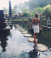 Planning to discover the east of Bali? The attractive water palace, Tirta Gangga, is a must-visit when…
