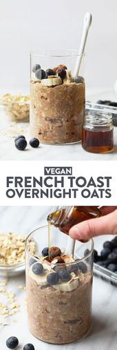 Have your french toast and oatmeal too. Make Maple French Toast Vegan In a single day …
