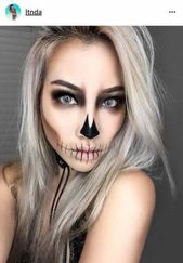 68+ trendy holiday makeup looks tutorials halloween costumes