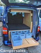 Verkauf von Volkswagen T5 Robel 2.5 (2005) | CS240…