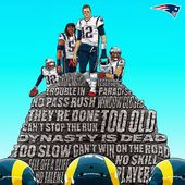 New England Patriots On Instagram The Climb Continues