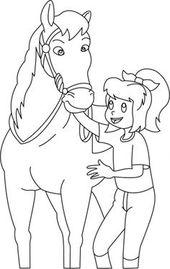 Bibi Und Tina Ausmalbilder Pferde Ausmalbilder Fur Kinder Ausmalbilder Ausmalbilder Pferde Ausmalbilder Zum Drucken