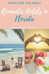 These are the Most Romantic Accommodations in Florida