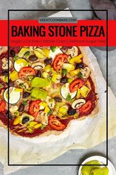 Best Vegan Pizza Dough and Sauce – EASY vegan recipes – #Dough #Easy #Pizza #Rec…