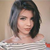 10 klassische schulterlange Haarschnitt-Ideen – Red Alert!