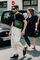 Der beste Street Style von der Paris Men's Fashion Week | GQ #beststreetfashi … – Fashion In The Streets