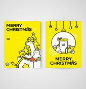 15+ Holiday Marketing Flyers Design Examples & Ideas - Daily Design Inspiration #42