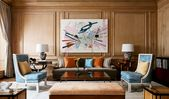 A bold, colour-filled Manhattan townhouse by Hugh Leslie
